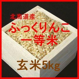 ふっくりんこ玄米一等米5kg